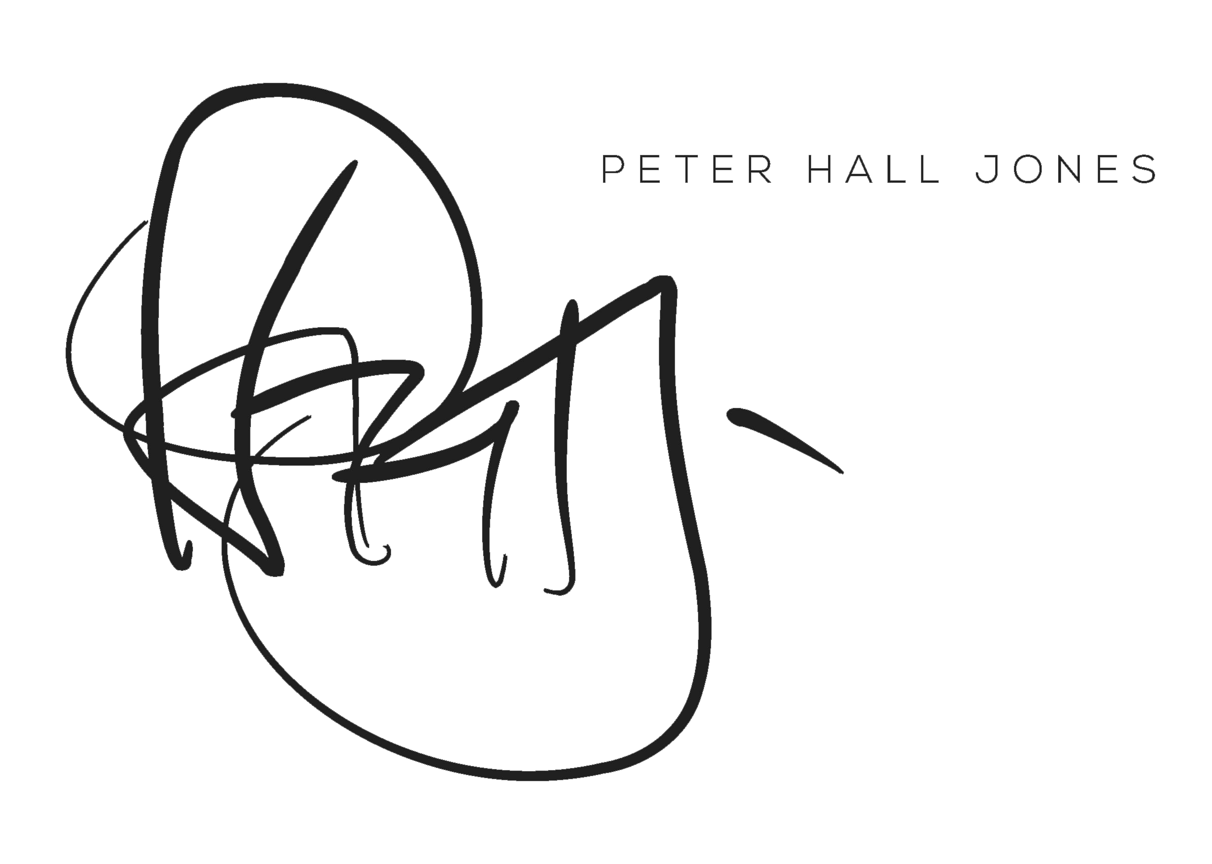 Peter Hall Jones